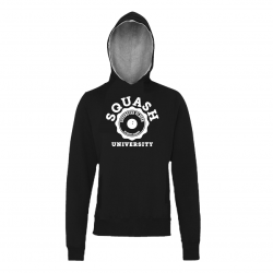 SQUASH UNIVERSITY Sweat Noir