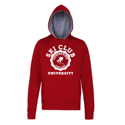 SKI CLUB UNIVERSITY Sweat...