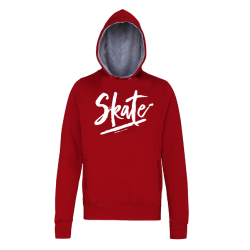 SWEAT RED SKATE
